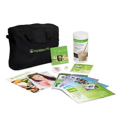 Pack Asociado Herbalife UY