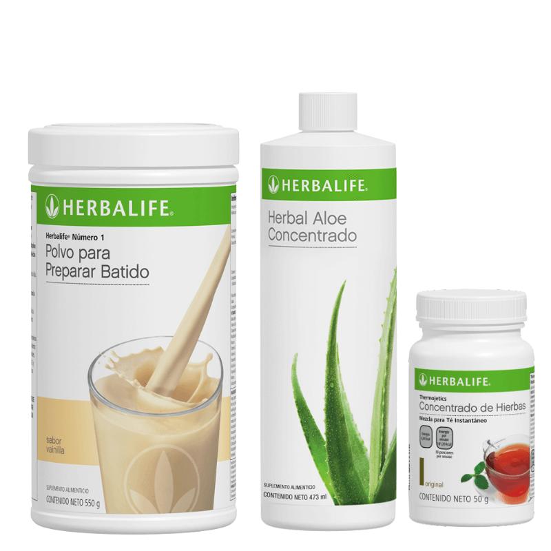 programa bajar de peso herbalife
